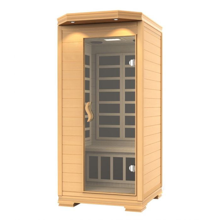 Lahti sauna lys - 1 person