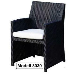 Kreta 2 stoler, 3030, brun