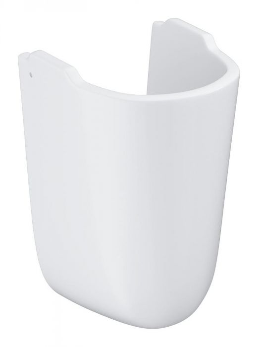 GROHE Bau Porselen Halv sokkel