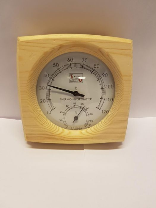 Termometer/Hygrometer (sauna)