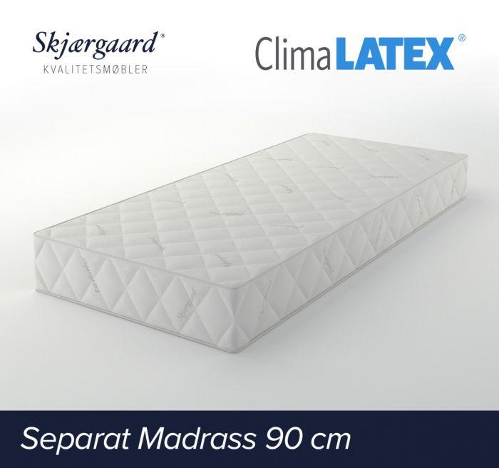 Separat Premium hovedmadrass 90x200x21 medium