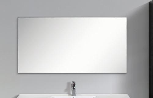 Speil 120cm SM Grå SM589 1200x700x23