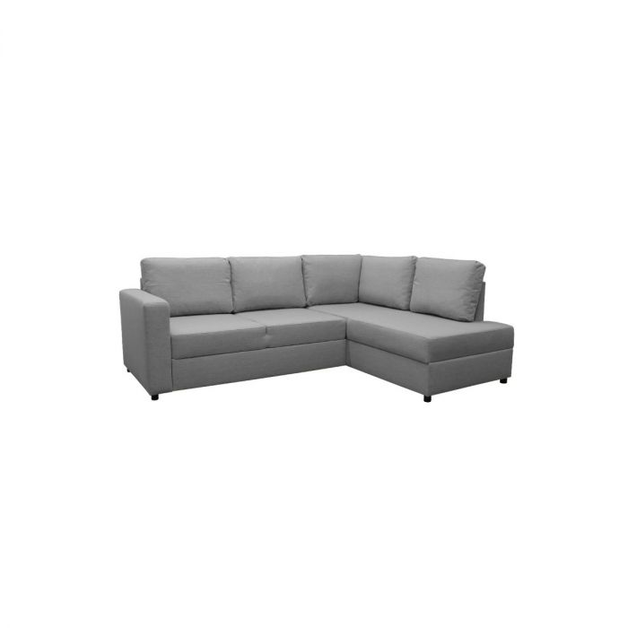 Svelvik sovesofa 3A - lys grå