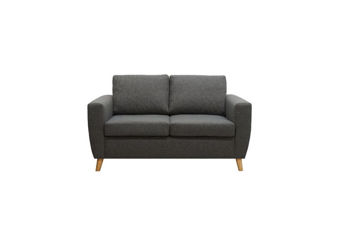 Arendal 2-seter sofa - mørk grå