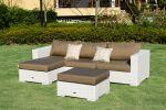 Moonlight Relax - Sofagruppe i hvit