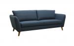 Ålesund 3-seter sofa - sjøblå
