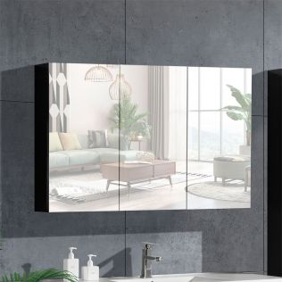 LindaDesign speilskap 120 cm