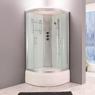 Svanen dusjkabinett/badekar 9917 grå