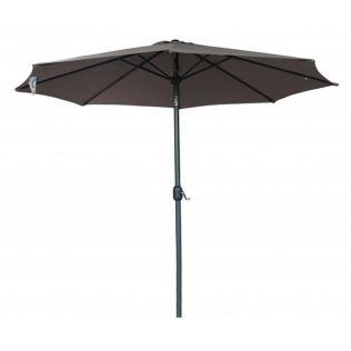 Heaven parasoll dia 300 cm i grå